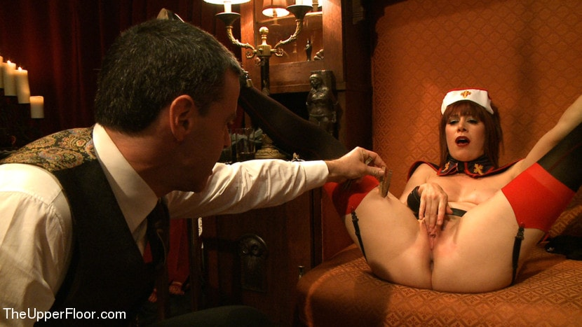 Kink 'House Celebration: Fire Play and Farewell Pope p. 2' starring Lily LaBeau (Photo 2)