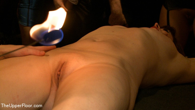 Kink 'House Celebration: Fire Play and Farewell Pope p. 2' starring Lily LaBeau (Photo 10)