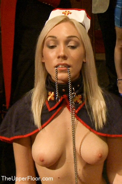 Kink 'House Celebration: Fire Play and Farewell Pope p. 2' starring Lily LaBeau (Photo 12)