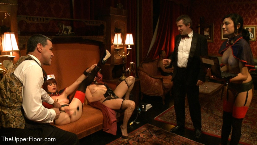 Kink 'House Celebration: Fire Play and Farewell Pope p. 2' starring Lily LaBeau (Photo 23)