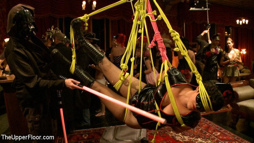 Kink 'House Celebration: Welcome Back Mogul p. 1' starring Lily LaBeau (Photo 9)