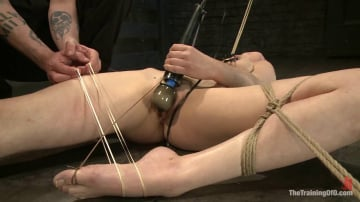 Lily LaBeau - Slave Training Lily LaBeau Final Day Live