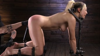 Lily LaBeau in 'is Brutally Tormented in Grueling Bondage'
