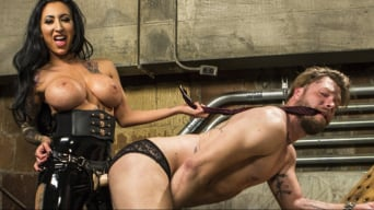 Lily Lane in 'Divine Dungeon Punishment'