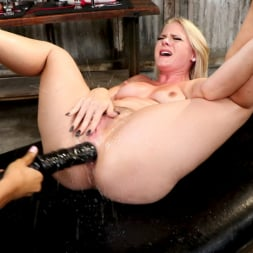 Lisey Sweet in 'Kink' Anal Dungeon: Lisey Sweet's Big Ass Gets Worked by Mistress Kira Noir (Thumbnail 11)