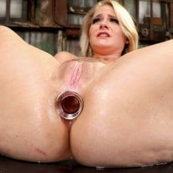 Lisey Sweet in 'Kink' Anal Dungeon: Lisey Sweet's Big Ass Gets Worked by Mistress Kira Noir (Thumbnail 12)