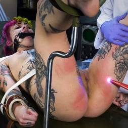 Little Spittle in 'Kink' Doctor's Orders: Little Spittle Gets Poked and Probed By Dr. Peter Hooke (Thumbnail 10)