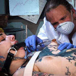 Little Spittle in 'Kink' Doctor's Orders: Little Spittle Gets Poked and Probed By Dr. Peter Hooke (Thumbnail 14)