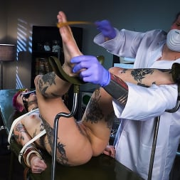 Little Spittle in 'Kink' Doctor's Orders: Little Spittle Gets Poked and Probed By Dr. Peter Hooke (Thumbnail 16)