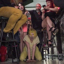 Liz Rainbow in 'Kink' Spanish Bar turns into a Filthy Fuck Party! - Part 2 (Thumbnail 2)