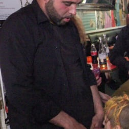 Liz Rainbow in 'Kink' Spanish Bar turns into a Filthy Fuck Party! - Part 2 (Thumbnail 28)