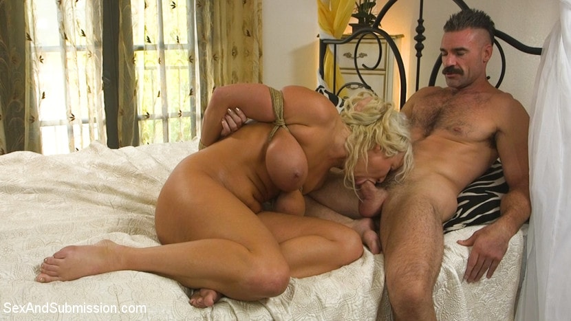 Thick Fleshy Pecker Deeply Drilled Tight Ring Piece in POV
