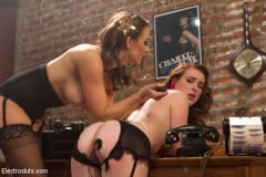 Lorelei Lee - 18-Year-Old Fresh Pussy Defiled by Electricity! (Thumb 19)