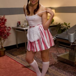Lorelei Lee in 'Kink' 18 year old candy striper used and abused by sadistic lesbian nurse in gynecology hospital. (Thumbnail 15)