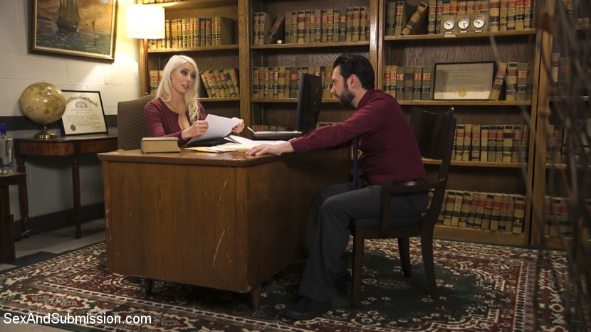 Kink 'Anal Foreclosure' starring Lorelei Lee (Photo 5)