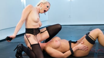 Lorelei Lee in 'Ariel X is Pushed to the Limit and Cries Mercy!!'