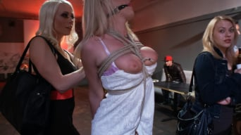 Lorelei Lee in 'Beautiful Petite Blonde Tied-Up and Fisted in Public'