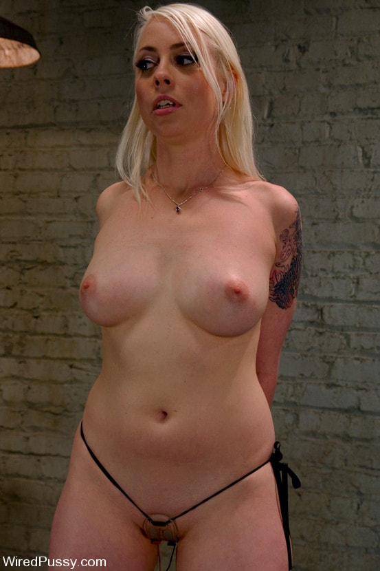 Kink 'Electrical Demo Part 2: TENS Unit and Sticky Pads' starring Lorelei Lee (Photo 11)