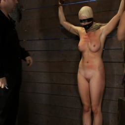 Lorelei Lee in 'Kink' Legs tied to neck, a slow choke out As her arms weaken the pull on the neck gets stronger. (Thumbnail 6)