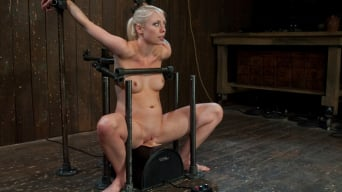 Lorelei Lee in 'Strappado, Bowling Ball, Sybian, Orgasms, not in that order..'