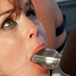 Lorelei Lee in 'Kink' One Good Submissive and One Bratty Slut, Electrofucked LIVE!! (Thumbnail 14)