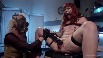 Lorelei Lee - Please Shock My Cunt!: A Lesbian Electrosex Nightmare