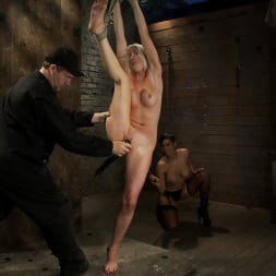 Lorelei Lee in 'Kink' We yank a leg up, cane her then make her cum until she's totally physically and emotionally wrecked (Thumbnail 3)