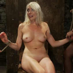 Lorelei Lee in 'Kink' We yank a leg up, cane her then make her cum until she's totally physically and emotionally wrecked (Thumbnail 6)