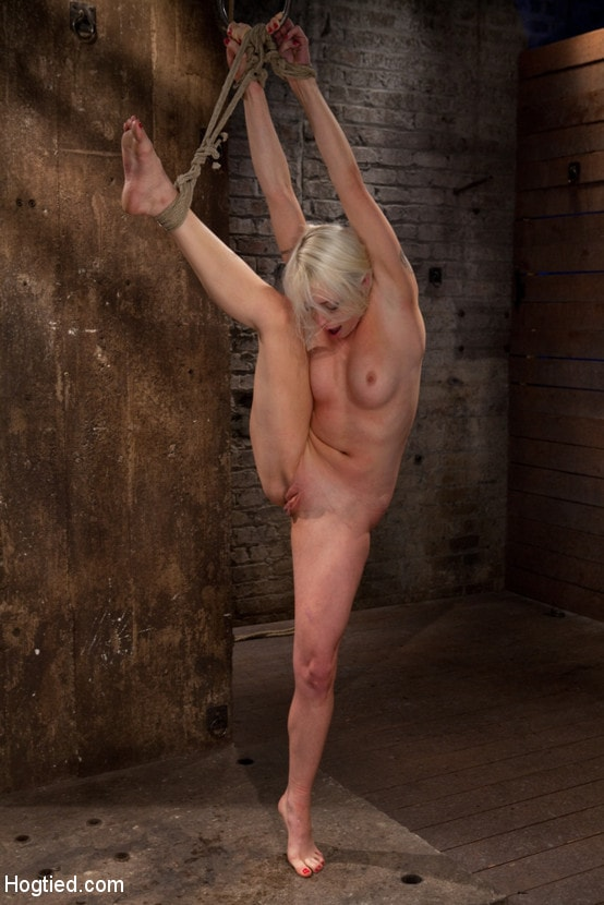 Kink 'We yank a leg up, cane her then make her cum until she's totally physically and emotionally wrecked' starring Lorelei Lee (Photo 8)