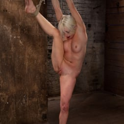 Lorelei Lee in 'Kink' We yank a leg up, cane her then make her cum until she's totally physically and emotionally wrecked (Thumbnail 8)