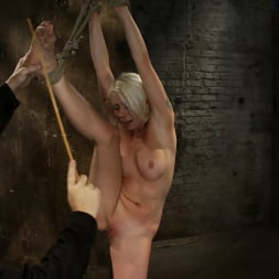 Lorelei Lee in 'Kink' We yank a leg up, cane her then make her cum until she's totally physically and emotionally wrecked (Thumbnail 13)