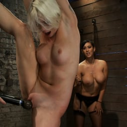Lorelei Lee in 'Kink' We yank a leg up, cane her then make her cum until she's totally physically and emotionally wrecked (Thumbnail 16)
