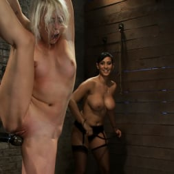 Lorelei Lee in 'Kink' We yank a leg up, cane her then make her cum until she's totally physically and emotionally wrecked (Thumbnail 17)
