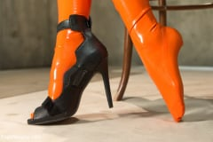 Lyla Storm - Foot Humiliation, Trampling and Latex (Thumb 01)