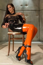 Lyla Storm - Foot Humiliation, Trampling and Latex (Thumb 02)