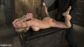 Madison Scott in 'Category 5 Modified Hogtied Suspension'