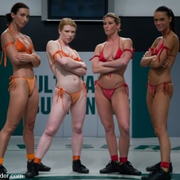 Madison Young in 'Kink' LIVE TAG TEAM LEAGUE Team Orange vs Team Red (Thumbnail 2)