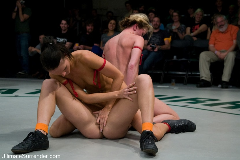 Kink 'LIVE TAG TEAM LEAGUE Team Orange vs Team Red' starring Madison Young (Photo 4)