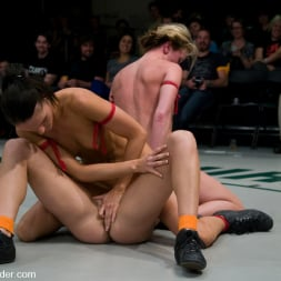 Madison Young in 'Kink' LIVE TAG TEAM LEAGUE Team Orange vs Team Red (Thumbnail 4)