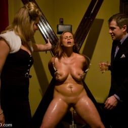 Satine Phoenix in 'Kink' Classic Shoot The First Supper, Part One (Thumbnail 3)
