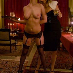 Satine Phoenix in 'Kink' Classic Shoot The First Supper, Part One (Thumbnail 5)