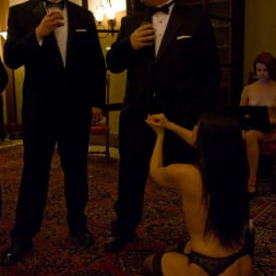 Satine Phoenix in 'Kink' Classic Shoot The First Supper, Part One (Thumbnail 9)