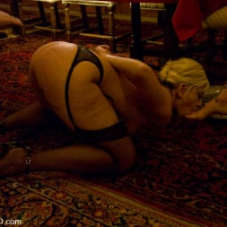 Satine Phoenix in 'Kink' Classic Shoot The First Supper, Part One (Thumbnail 10)
