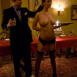 Satine Phoenix in 'Kink' Classic Shoot The First Supper, Part One (Thumbnail 12)