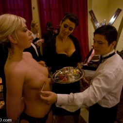 Satine Phoenix in 'Kink' Classic Shoot The First Supper, Part One (Thumbnail 13)