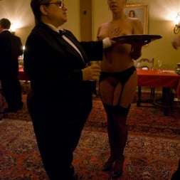 Satine Phoenix in 'Kink' Classic Shoot The First Supper, Part One (Thumbnail 16)