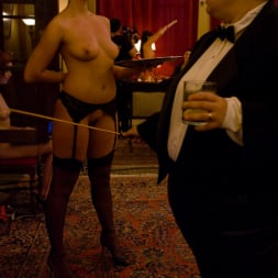 Satine Phoenix in 'Kink' Classic Shoot The First Supper, Part One (Thumbnail 17)