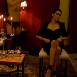 Satine Phoenix in 'Kink' Classic Shoot The First Supper, Part One (Thumbnail 18)