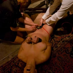 Satine Phoenix in 'Kink' Classic Shoot The First Supper, Part One (Thumbnail 20)
