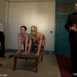 Satine Phoenix in 'Kink' Classic Shoot The First Supper, Part One (Thumbnail 21)